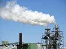 завод биодизеля Стоковые Фотографии RF