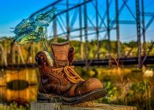 Завод ботинка Cobban Стоковые Изображения