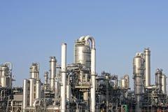 завод газолина Стоковые Изображения RF