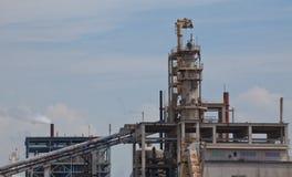 завод индустрии стоковая фотография rf