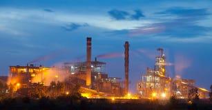 завод индустрии стоковое изображение rf