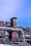 завод никеля Стоковое фото RF
