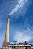 завод никеля Стоковая Фотография
