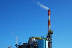 завод печных труб бумажный Стоковые Фотографии RF
