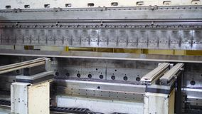 Завод Продукция инженерства сток-видео