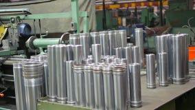 Завод Продукция инженерства видеоматериал