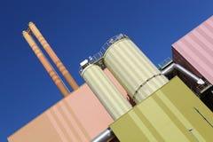 завод энергии, котор нужно расточительствовать Стоковое Фото