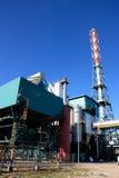 завод энергии, котор нужно расточительствовать Стоковое фото RF