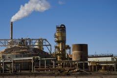 завод энергии Стоковые Фотографии RF