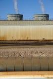 завод энергии Стоковые Изображения RF