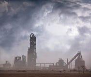 завод стоковые фото