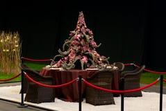 завод 2010 ghent цветка floralies выставки стоковое изображение