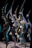 завод 2010 ghent цветка floralies выставки стоковые изображения