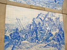 Завоевание Сеуты стоковая фотография rf