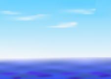 заволакивает небо моря бесплатная иллюстрация