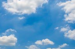 заволоките небо Стоковое Фото