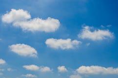 заволоките небо Стоковые Изображения