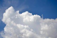 заволакивает горизонт Стоковая Фотография RF