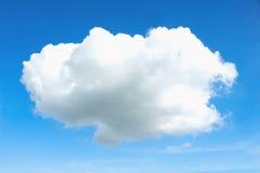 заволакивает небо Стоковая Фотография