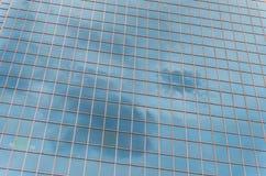 заволакивает стекло стоковая фотография rf