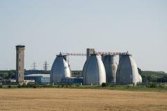 Завод водоочистки Стоковые Фотографии RF