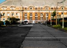 Завод водоочистки DC Вашингтона СТАРЫЙ Стоковая Фотография