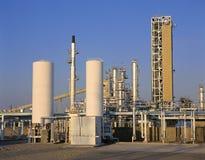 Завод газа Стоковые Изображения RF