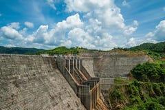 Завод гидроэлектроэнергии 4 Dong Nai Стоковые Фото