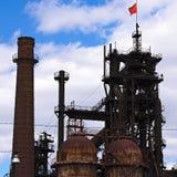 Завод индустрии Стоковое Фото