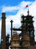 Завод индустрии Стоковая Фотография