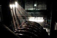 Завод концентратора стоковые фото