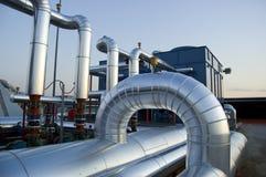 завод кондиционирования воздуха Стоковые Фото