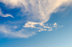 заволоките небо Стоковая Фотография RF