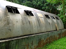 Завод отработанной воды Стоковое фото RF