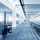 Завод по обработке нечистот стоковые фото