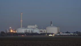 Завод сахарного завода Стоковое Изображение
