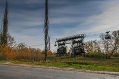 Завод соды Ropeway Стоковое Фото