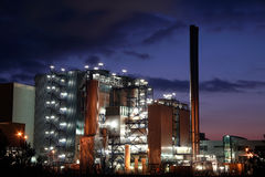 Завод топления Стоковые Фото