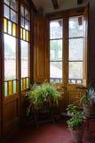 Заводы внутри места дома красивого Стоковые Изображения