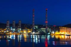 Завод электричества Стоковые Фотографии RF