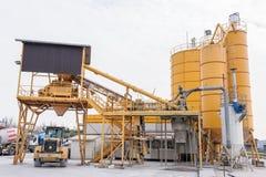 Завод для продукции Стоковое фото RF