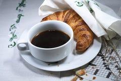 завтрак воскресенье Стоковая Фотография
