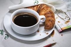 завтрак воскресенье Стоковое Фото