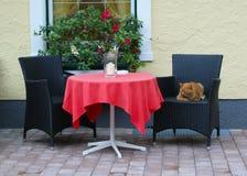 Завтрак в гостинице Стоковое Изображение RF