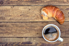 завтрак деревенский Стоковые Фото