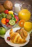завтрак здоровый Стоковое Изображение RF