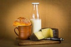 завтрак здоровый Стоковая Фотография