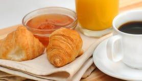 завтрак континентальный Стоковые Изображения