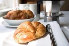 завтрак континентальный Стоковое фото RF