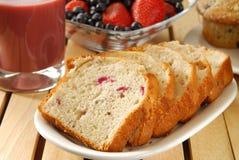 завтрак-обед здоровый Стоковые Фото